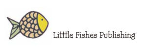 Little Fishes Publishing logo and text on white.psd